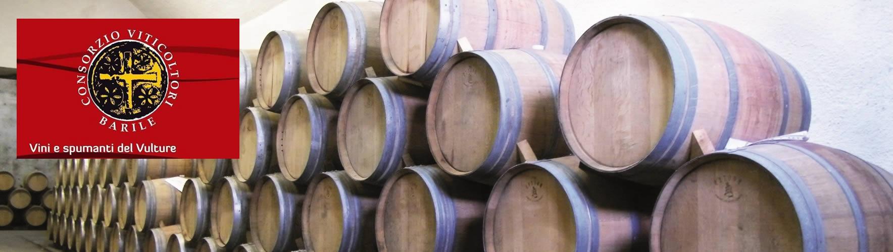 Consorzio Viticoltori Associati del Vulture e vini doc della Basilicata